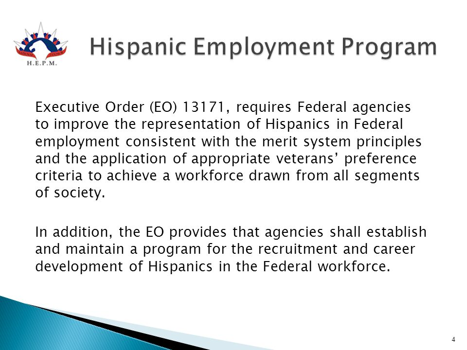 Hispanic Employment Program