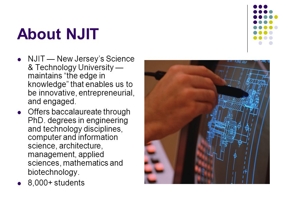 About NJIT