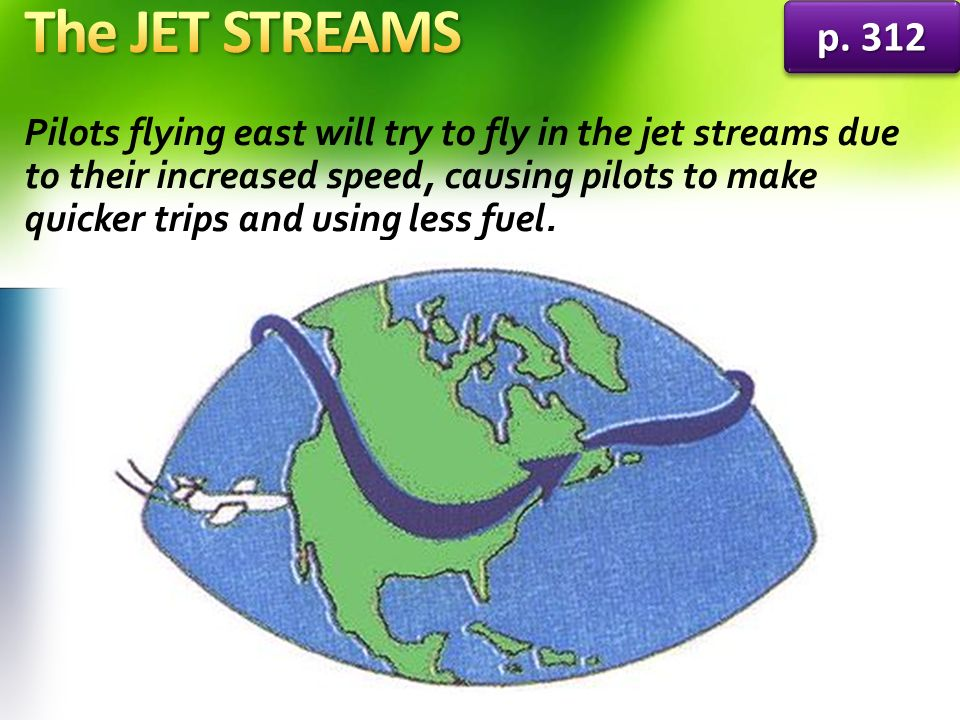 The JET STREAMS p