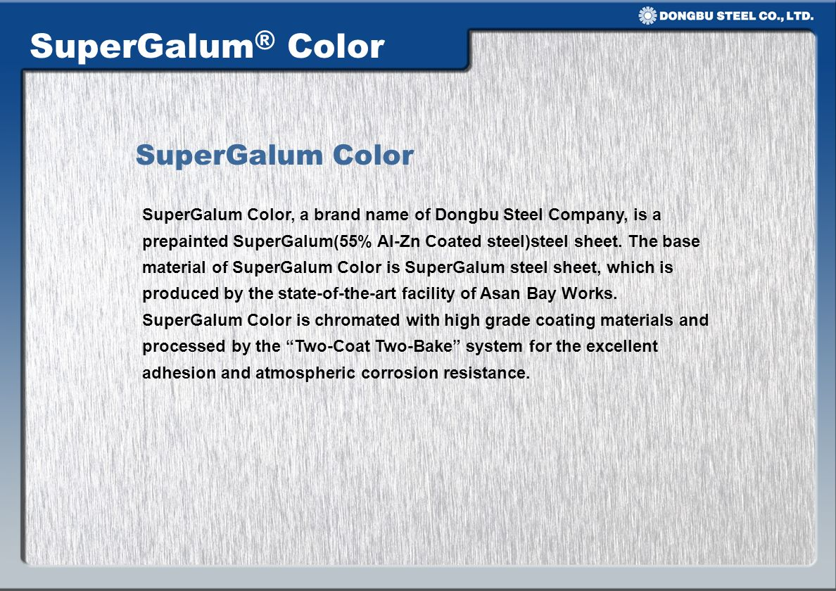 SuperGalum Color