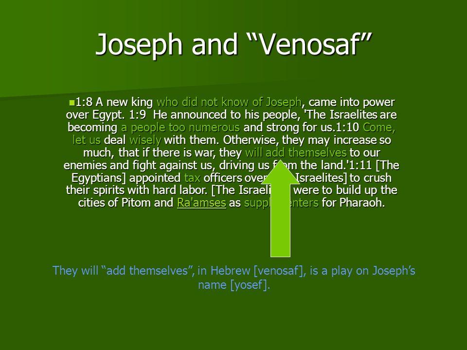 Joseph and Venosaf