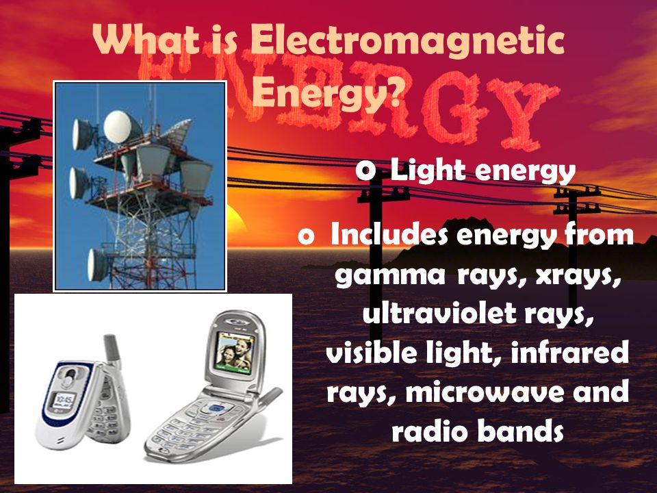 What is Electromagnetic Energy