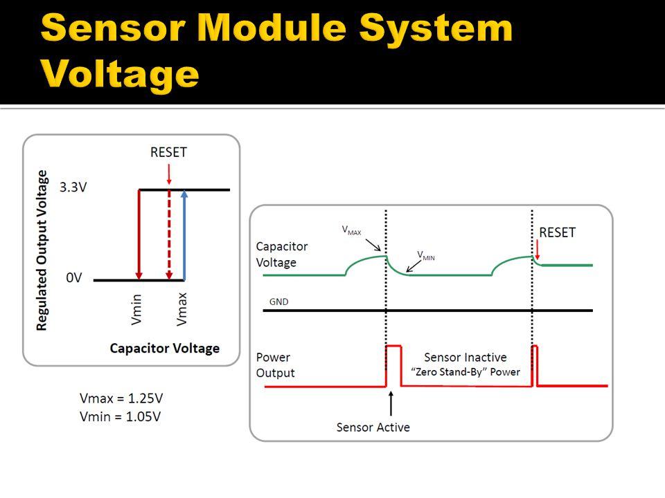 Sensor Module System Voltage