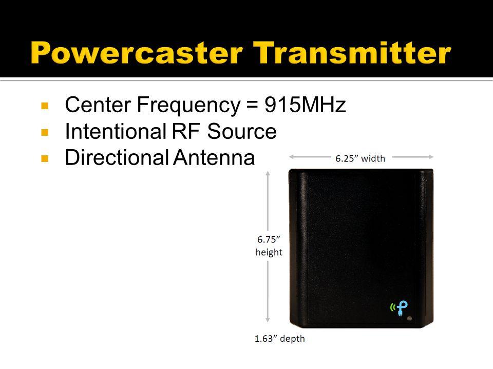 Powercaster Transmitter