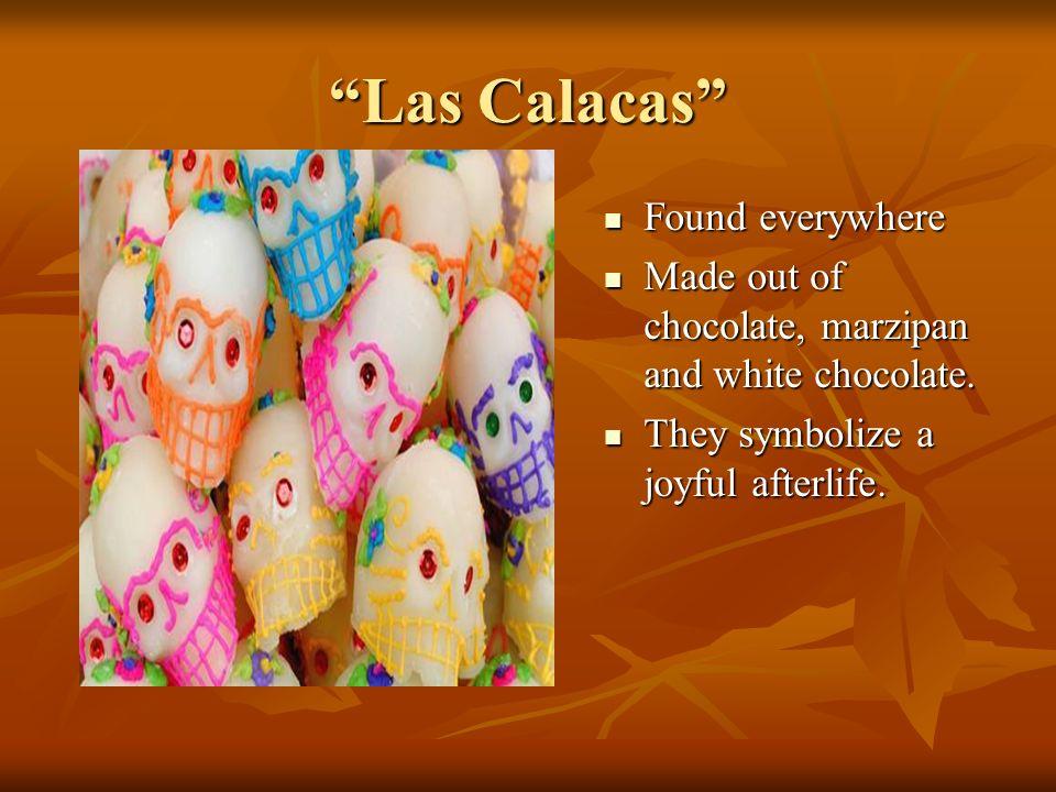 Las Calacas Found everywhere