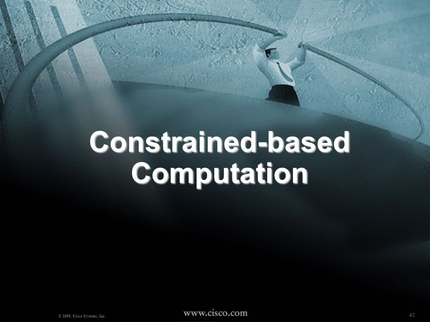 Constrained-based Computation