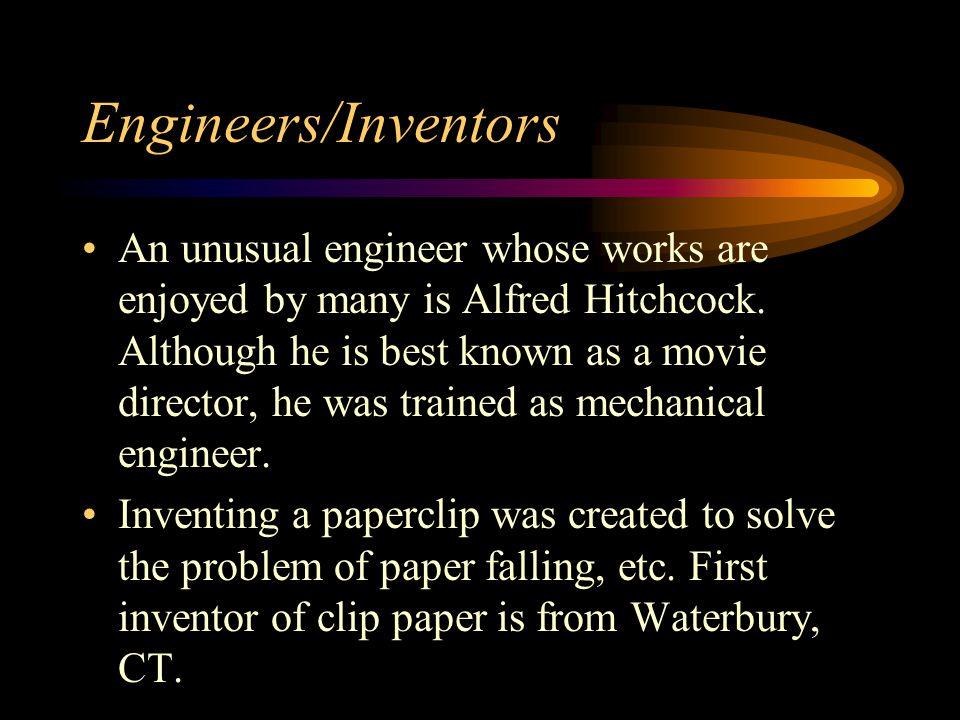 Engineers/Inventors