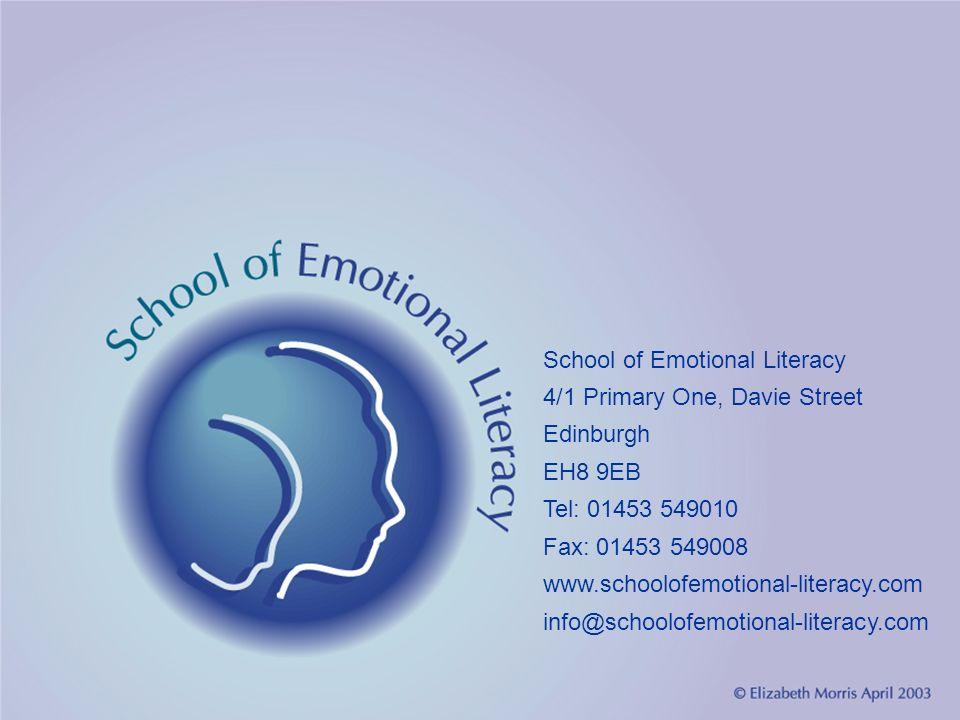 School of Emotional Literacy