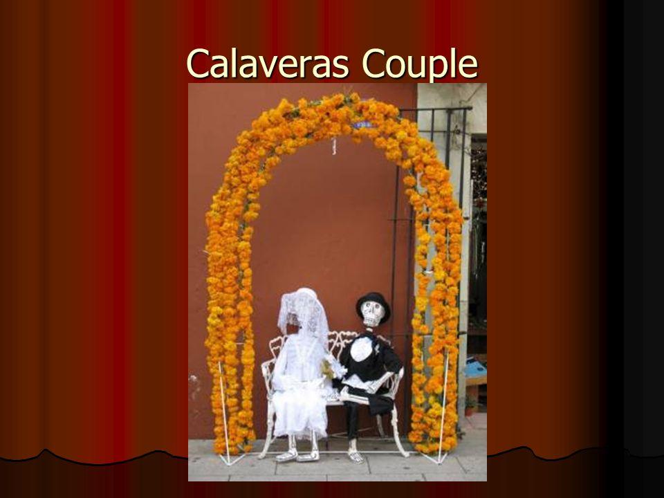 Calaveras Couple