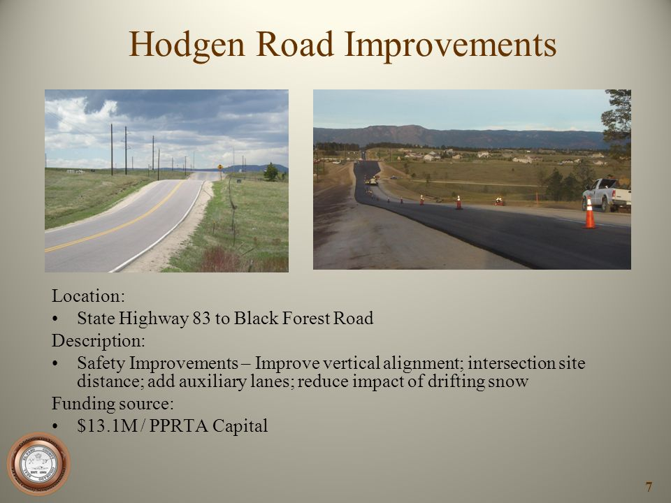 Hodgen Road Improvements