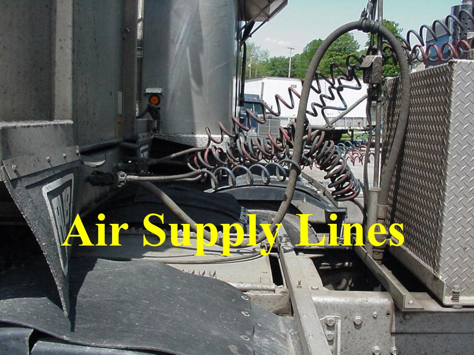 Air Supply Lines