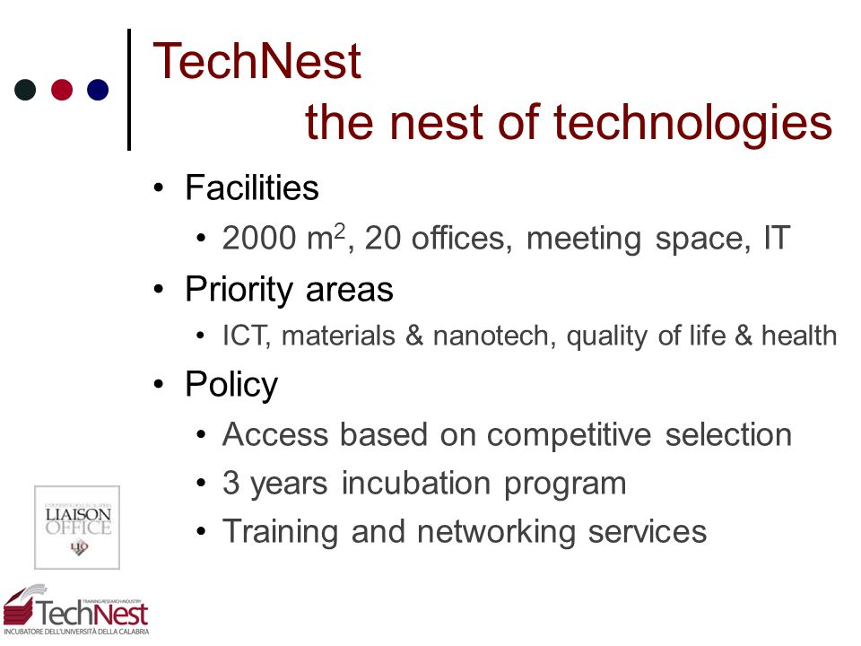 TechNest the nest of technologies