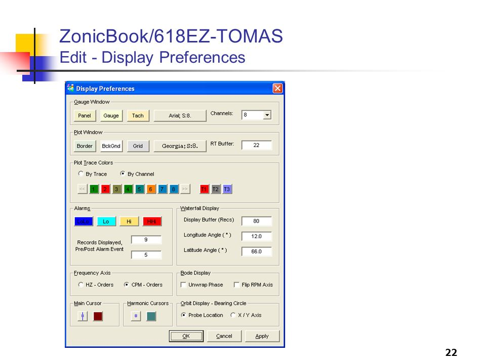 ZonicBook/618EZ-TOMAS Edit - Display Preferences