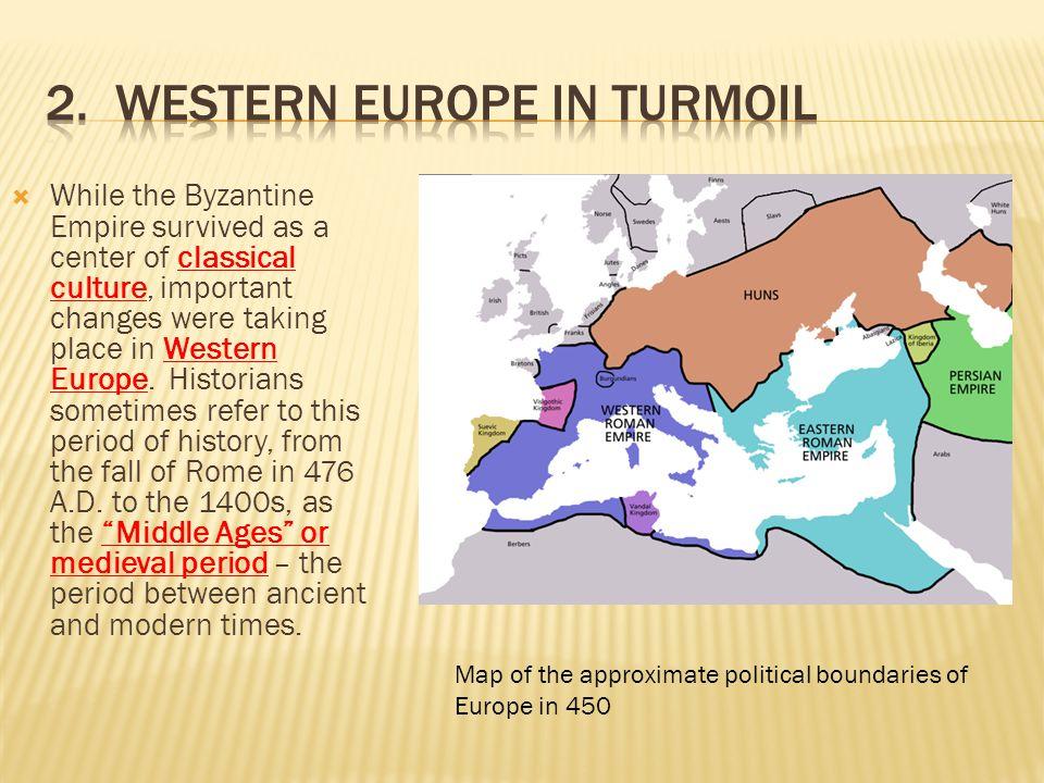 2. Western Europe in Turmoil