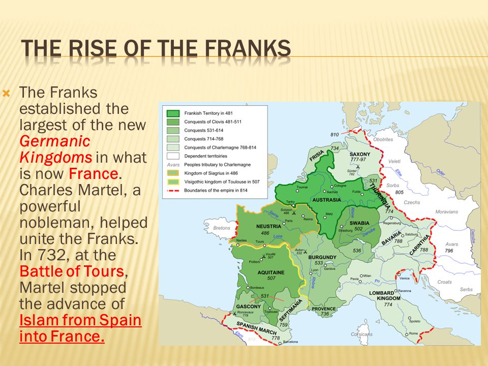The Rise of the Franks