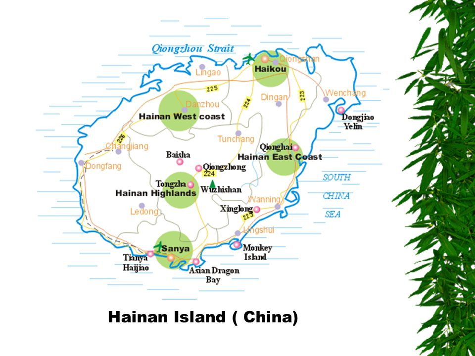 Hainan Island ( China)