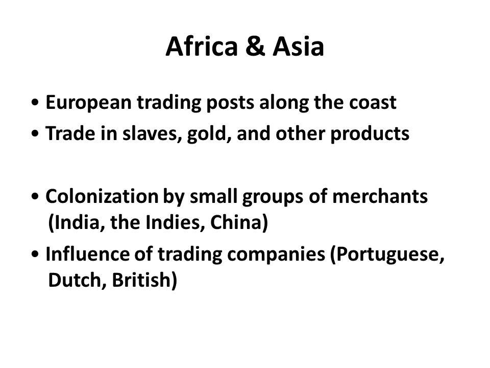 Africa & Asia