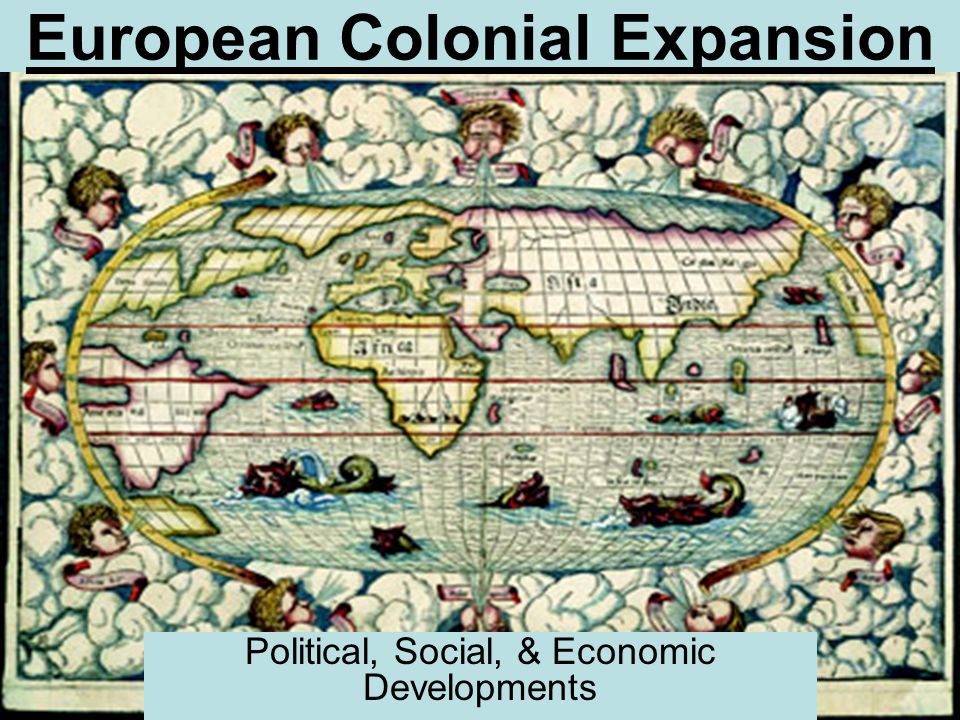 European Colonial Expansion