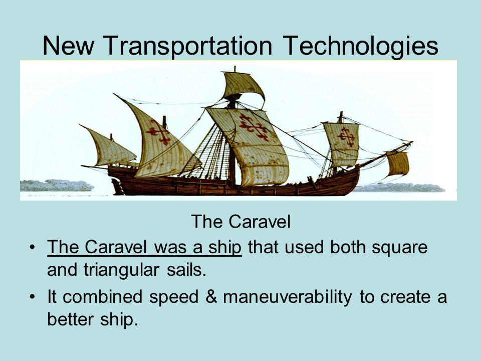 New Transportation Technologies