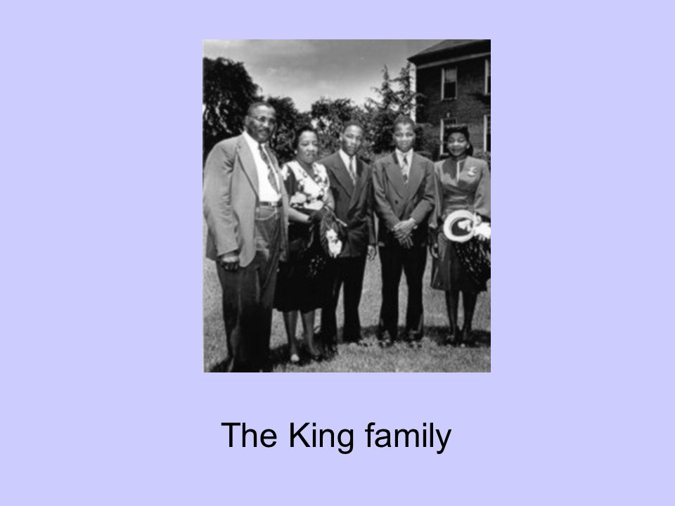 The King family