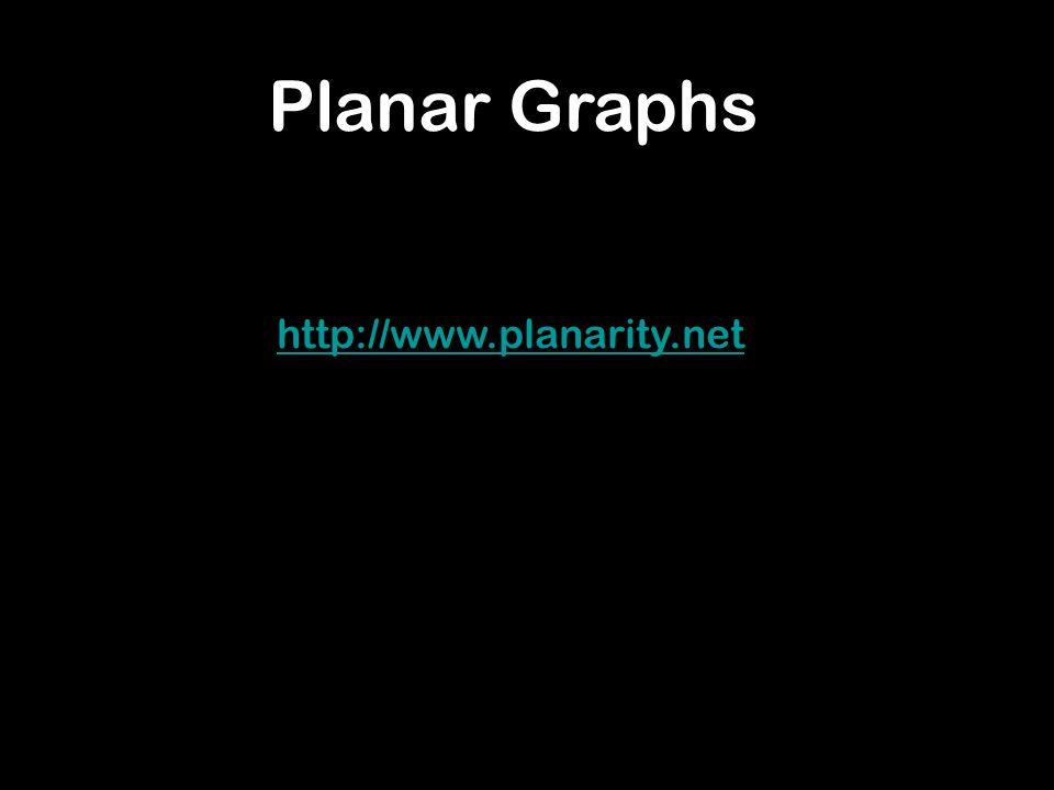 Planar Graphs http://www.planarity.net