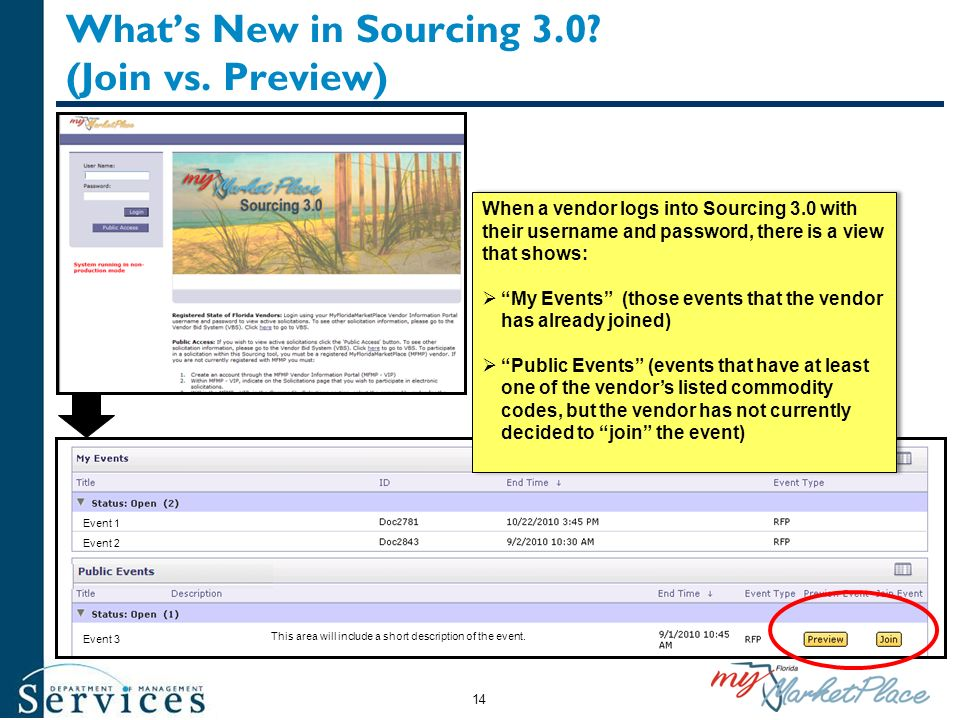 What's New in Sourcing 3.0 (Join vs. Preview)