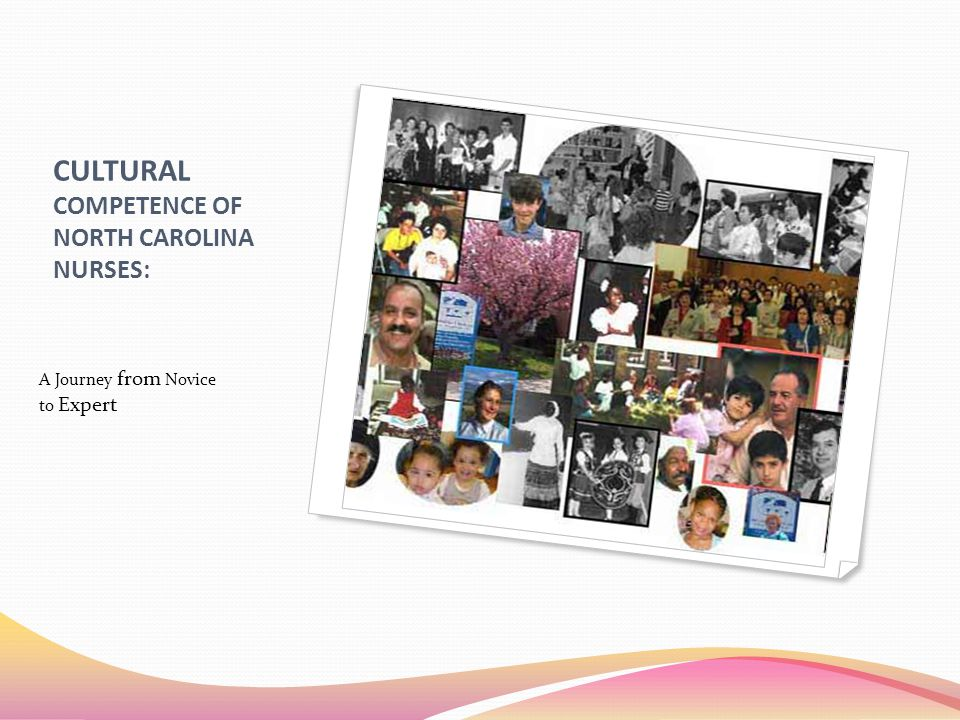 CULTURAL COMPETENCE OF NORTH CAROLINA NURSES: