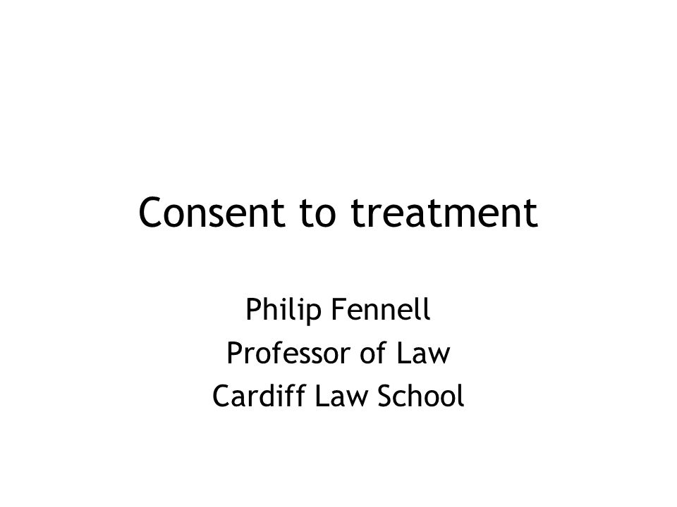 Philip Fennell Professor of Law Cardiff Law School