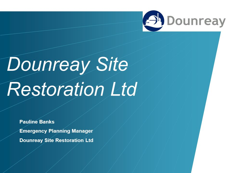 Dounreay Site Restoration Ltd