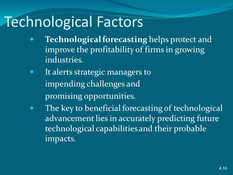 Technological Factors