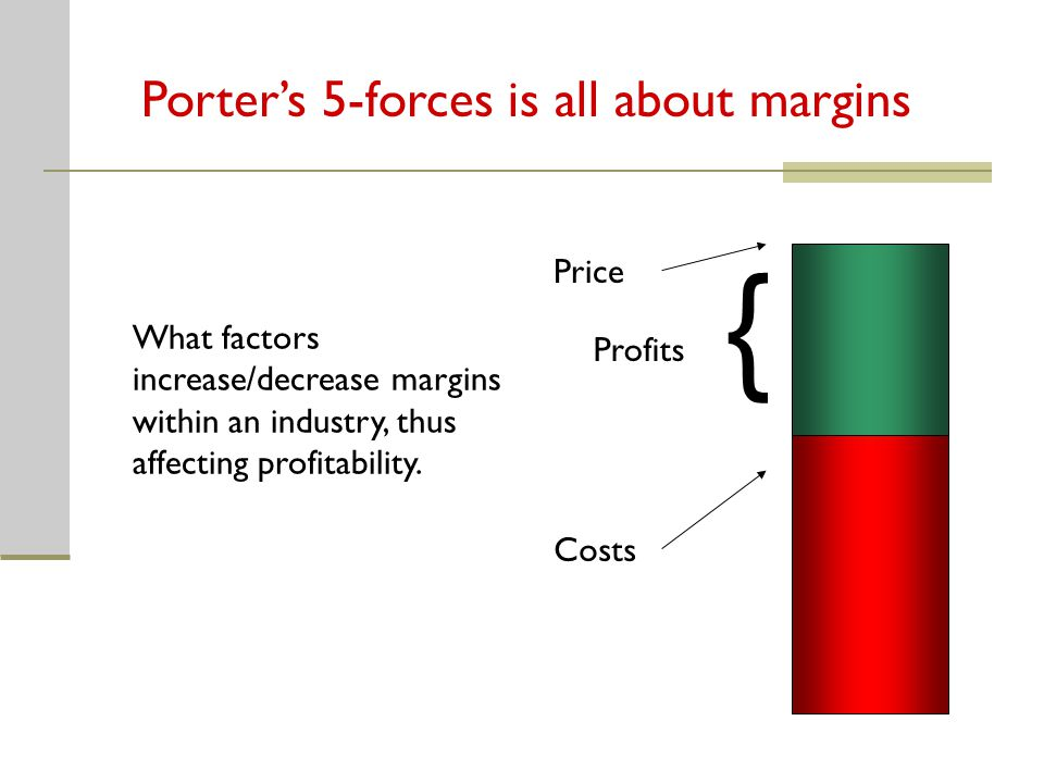 advantages and disadvantages of porter s five foreces Porter maintains that achieving competitive advantage requires a firm to make a  choice  the five forces define the rules of competition in any industry   bowen et al talk about the limitations to restricting product development to areas  in.