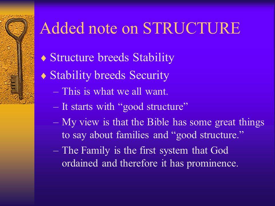 Added note on STRUCTURE