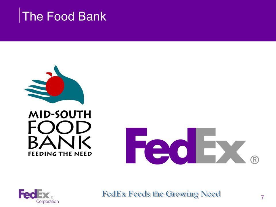 The Food Bank