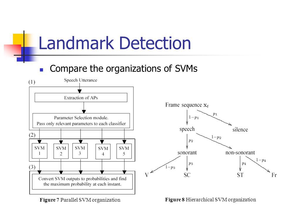 Figure 7 Parallel SVM organization