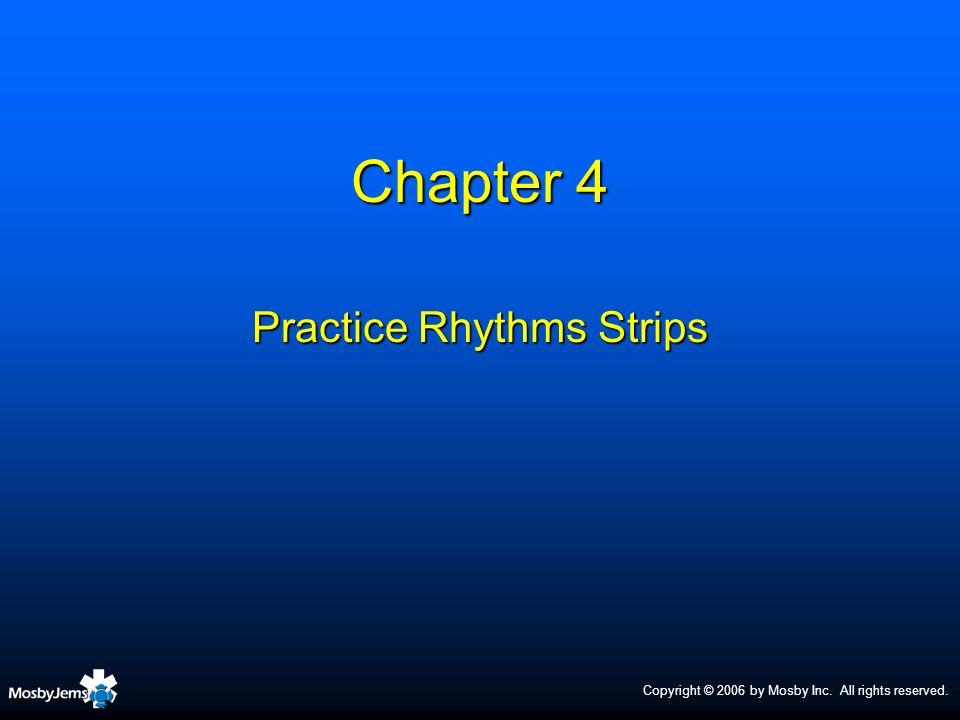 Practice Rhythms Strips