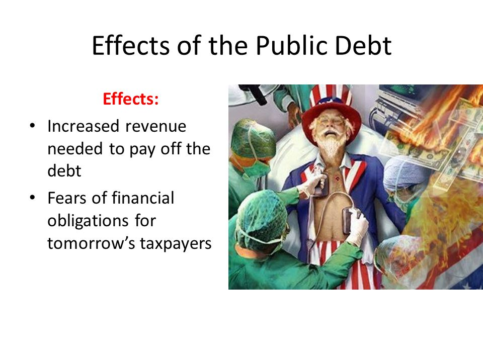 Effects of the Public Debt