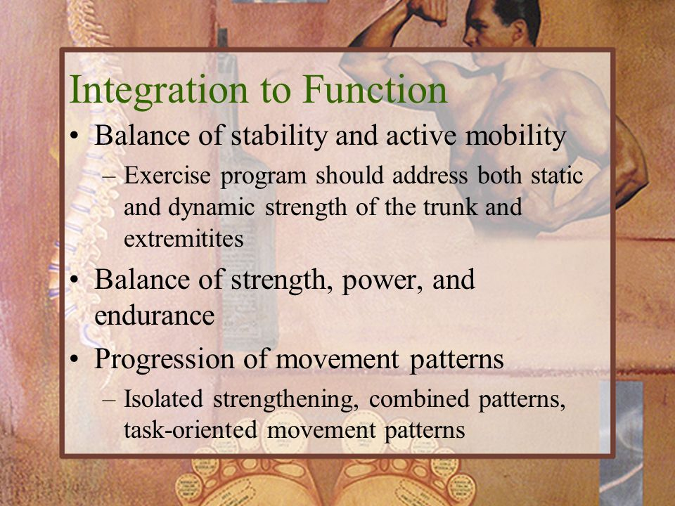 Integration to Function
