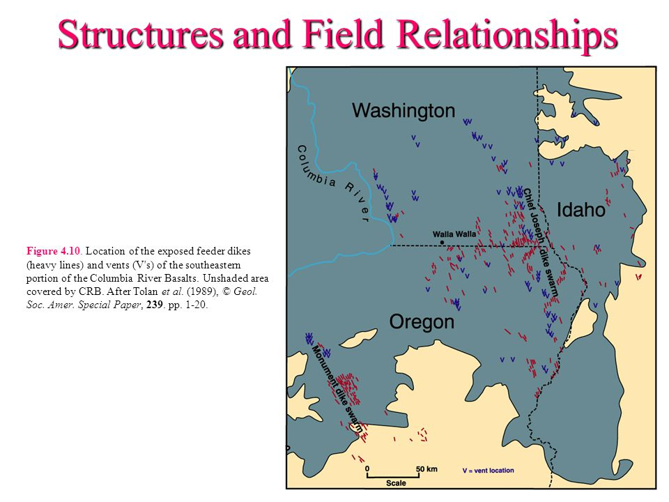 Structures and Field Relationships