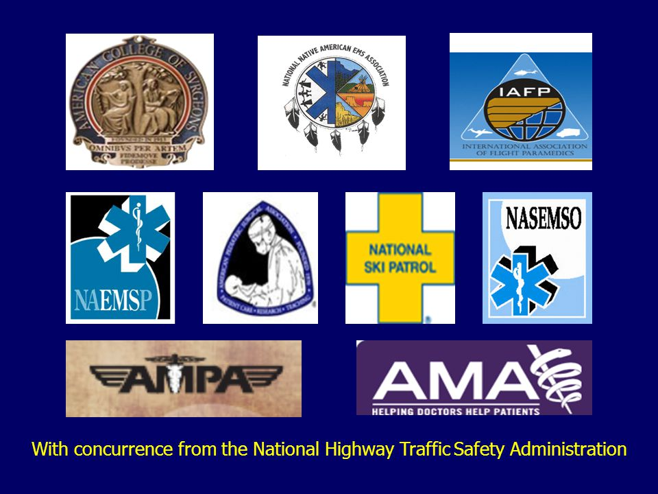 With concurrence from the National Highway Traffic Safety Administration