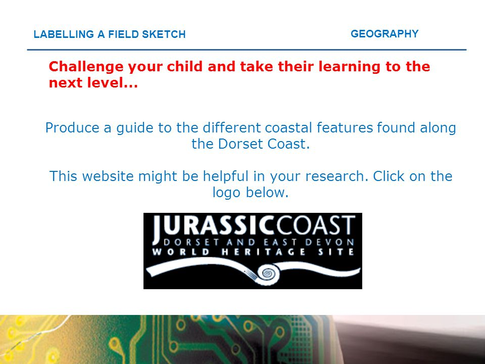 Challenge your child and take their learning to the next level...