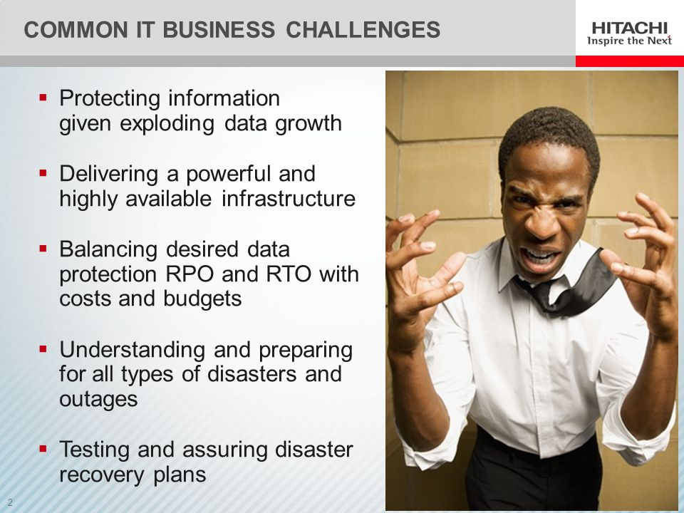Common IT business Challenges