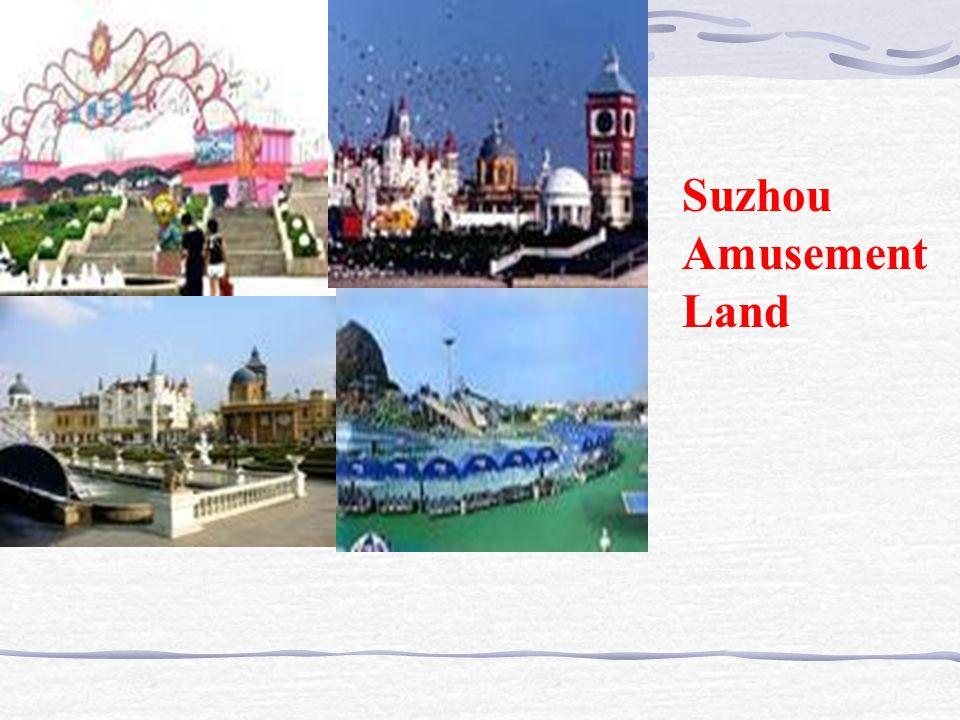 Suzhou Amusement Land