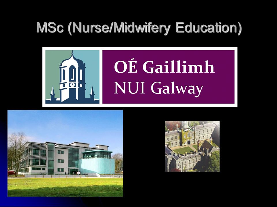 MSc (Nurse/Midwifery Education)