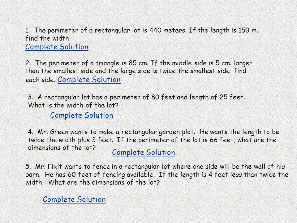 Complete Solution Complete Solution Complete Solution