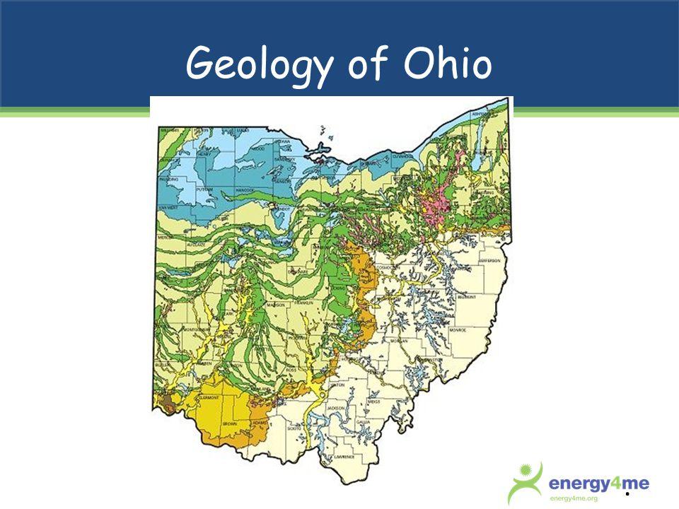 Geology of Ohio .