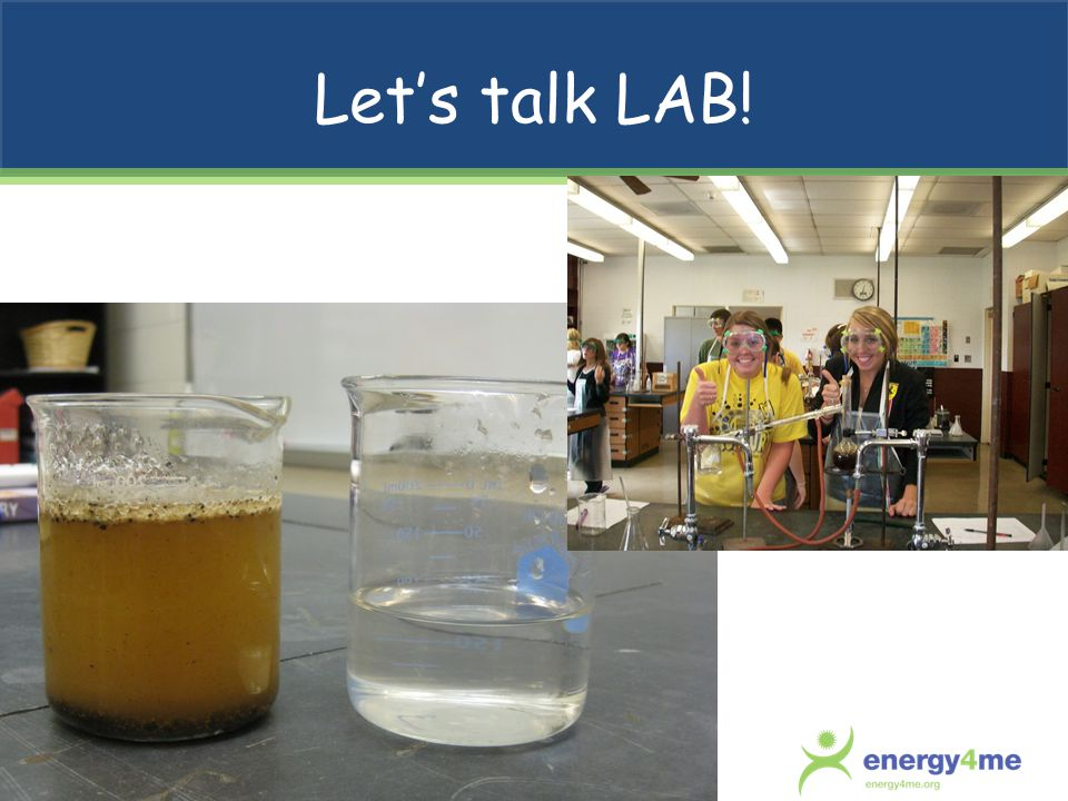 Let's talk LAB!