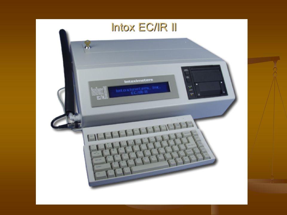 Intox EC/IR II