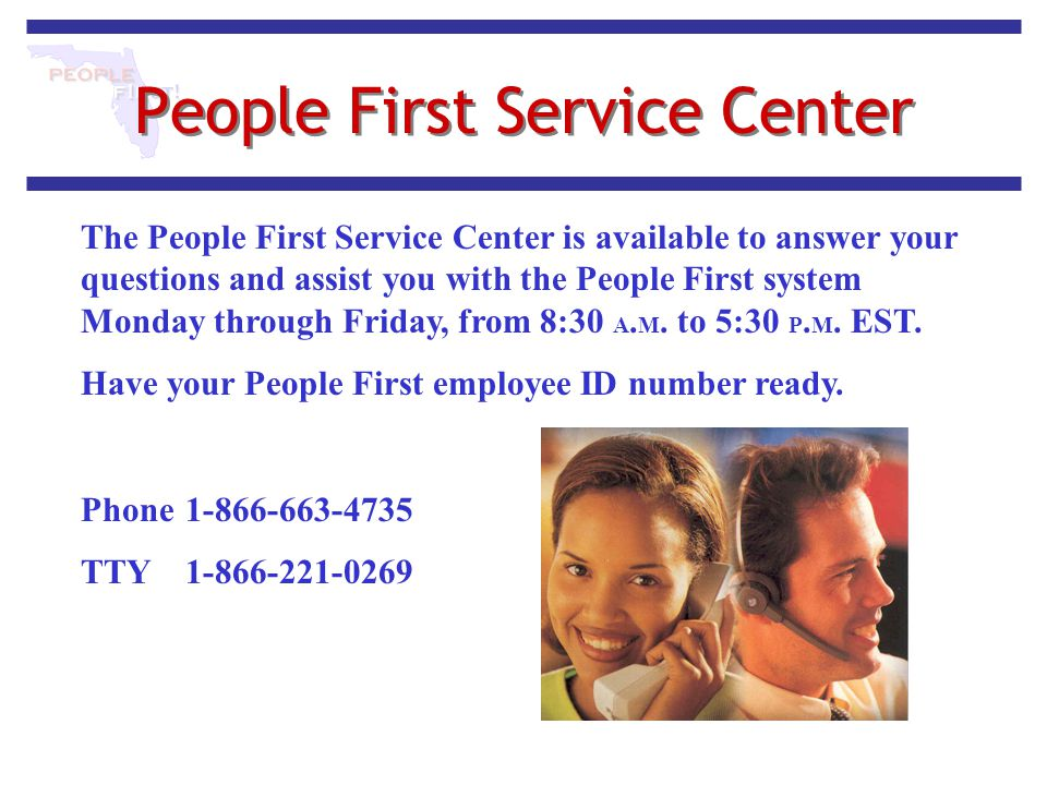 People First Service Center