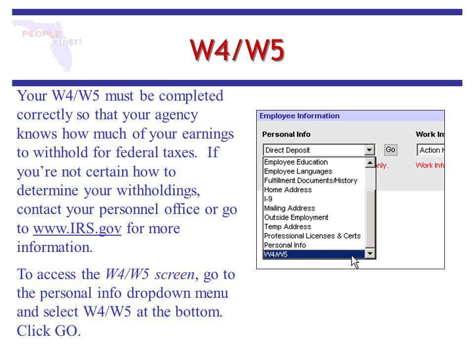 W4/W5