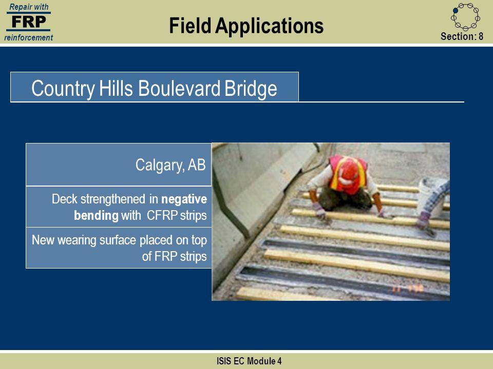 Country Hills Boulevard Bridge